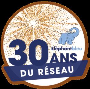 Eléphant Bleu - Hypromat Création  Laure Stehly